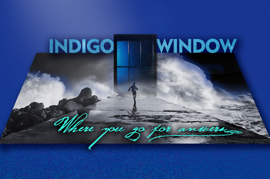 indigo window